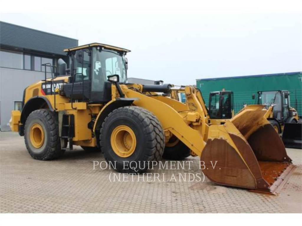 Caterpillar 966M XE HL, Wheel Loaders, Construction