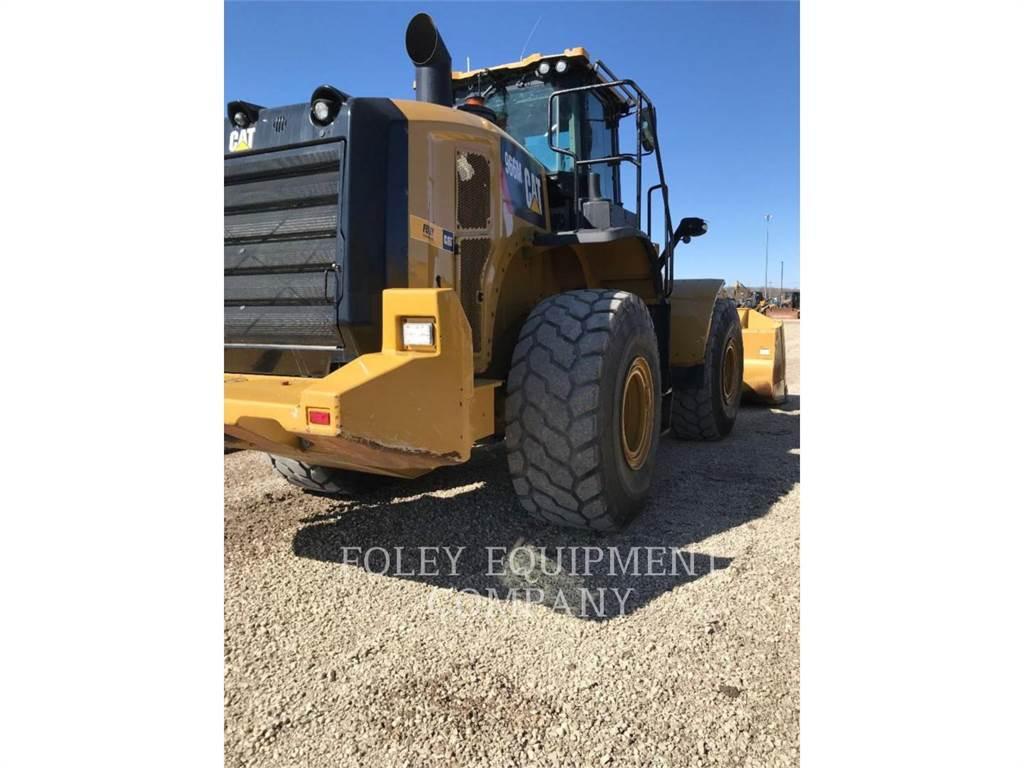 Caterpillar 966MHL, Wheel Loaders, Construction