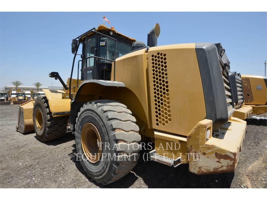 Caterpillar 966MXE, Wheel Loaders, Construction