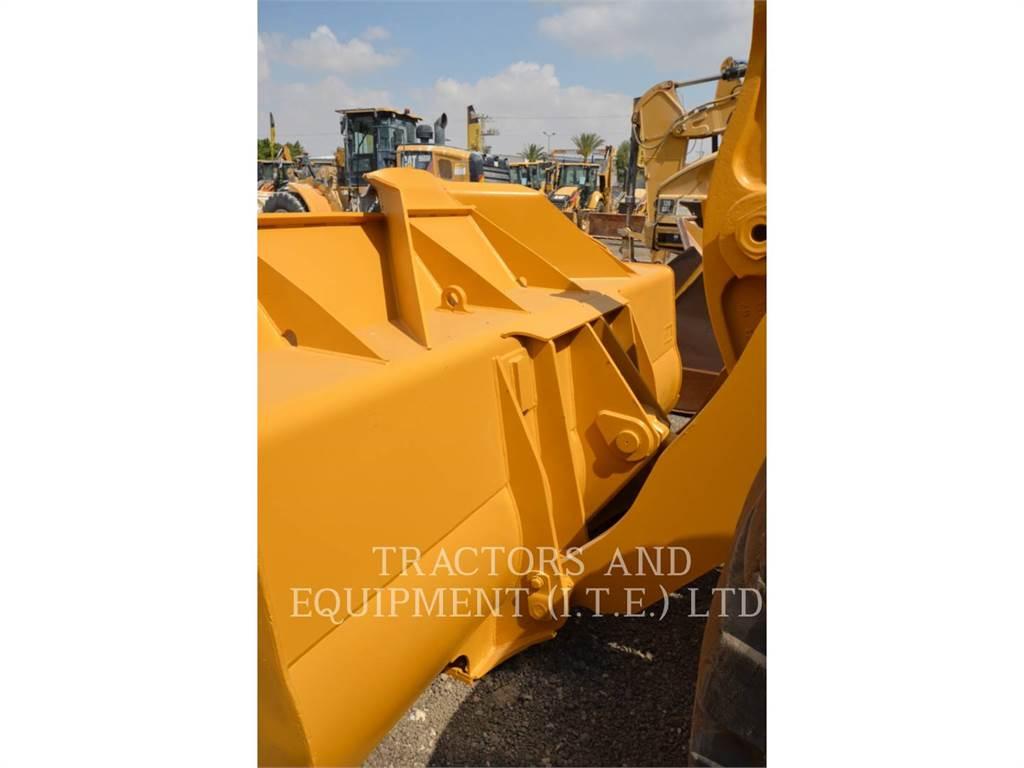 Caterpillar 966MXE, Pás carregadoras de rodas, Equipamentos Construção