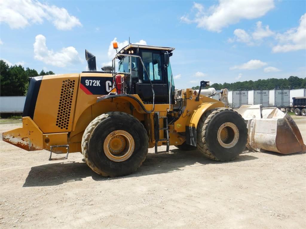 Caterpillar 972 K, Radlader, Bau-Und Bergbauausrüstung