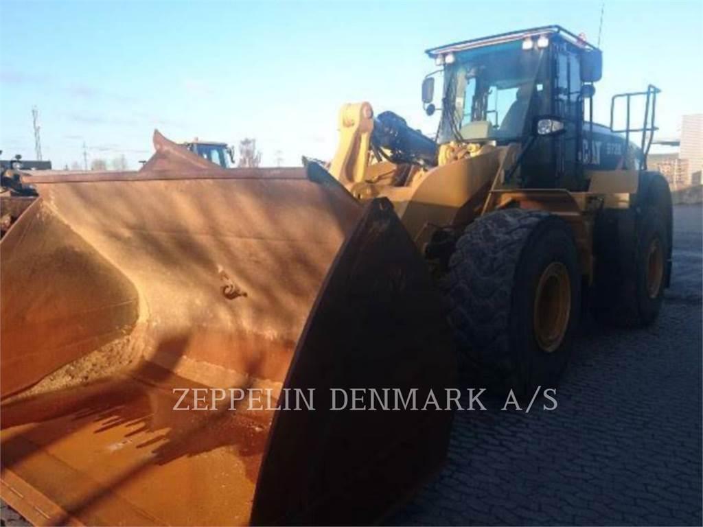 Caterpillar 972 K, Wheel Loaders, Construction