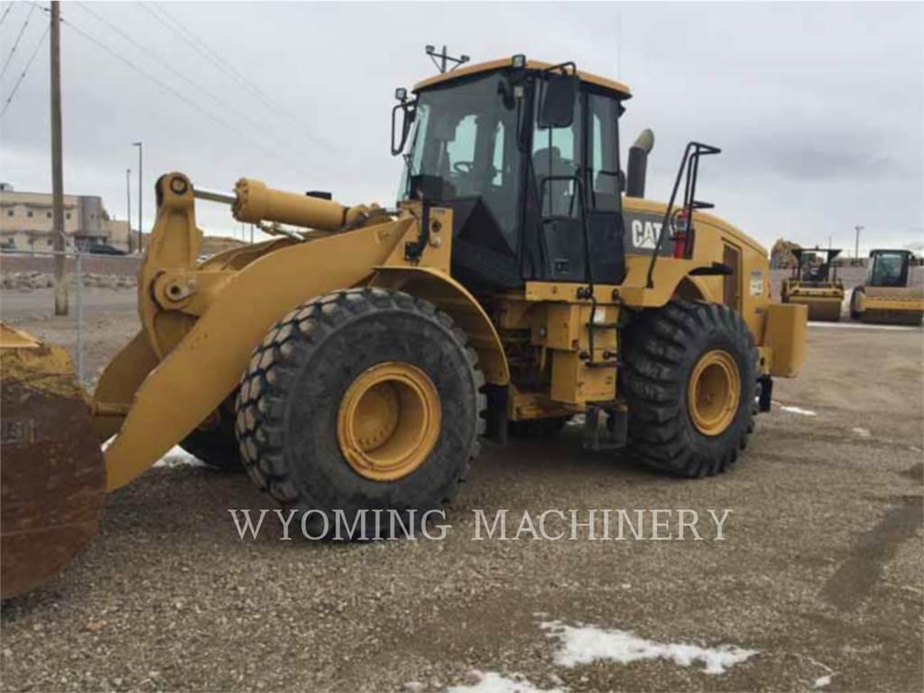 Caterpillar 972H, Wheel Loaders, Construction