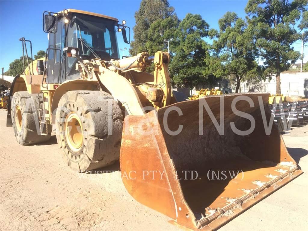 Caterpillar 972H, Radlader, Bau-Und Bergbauausrüstung