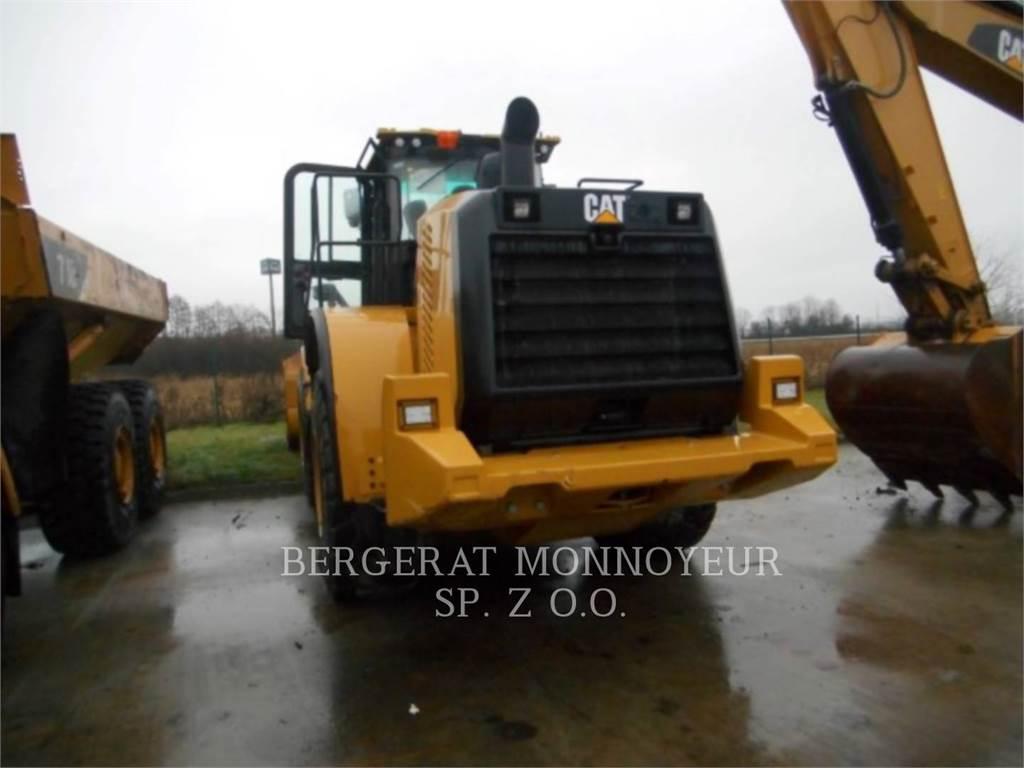 Caterpillar 972M, Chargeuse sur pneus, Équipement De Construction