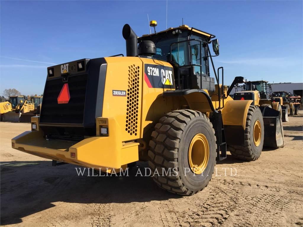 Caterpillar 972M, Radlader, Bau-Und Bergbauausrüstung