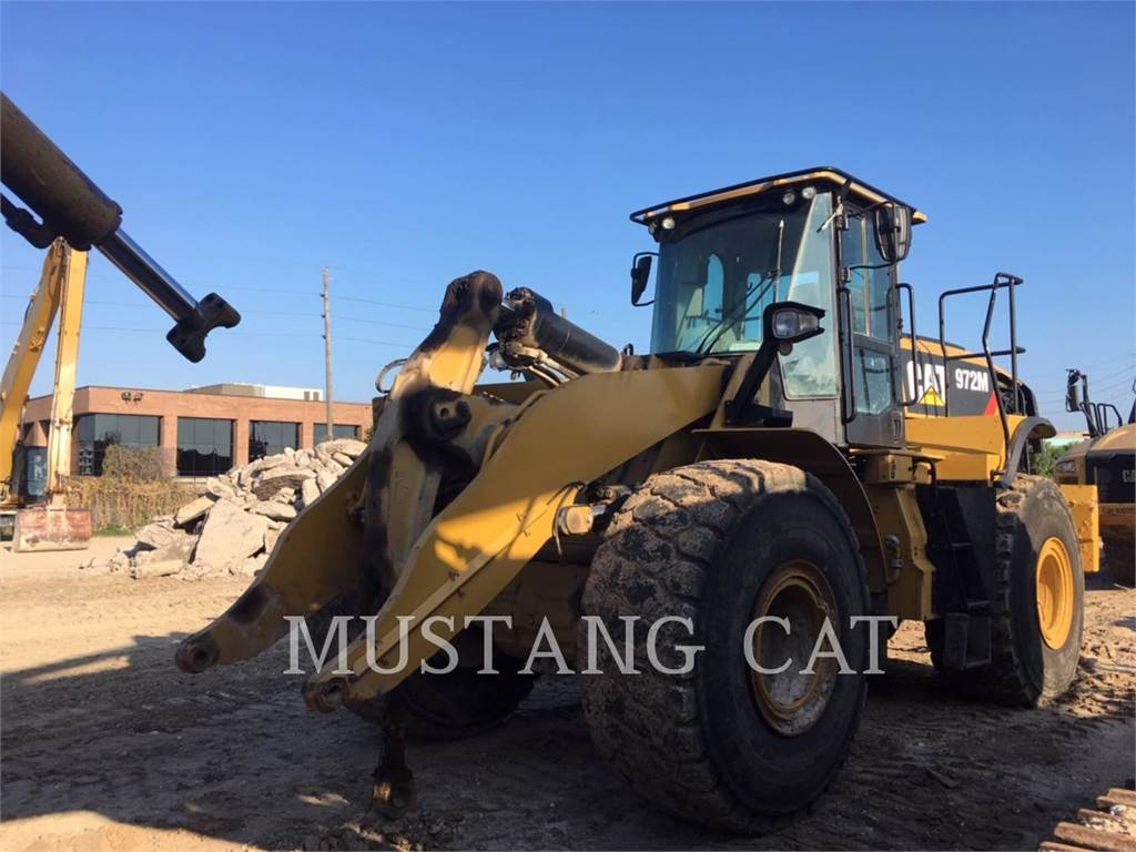 Caterpillar 972M 3V, Wheel Loaders, Construction