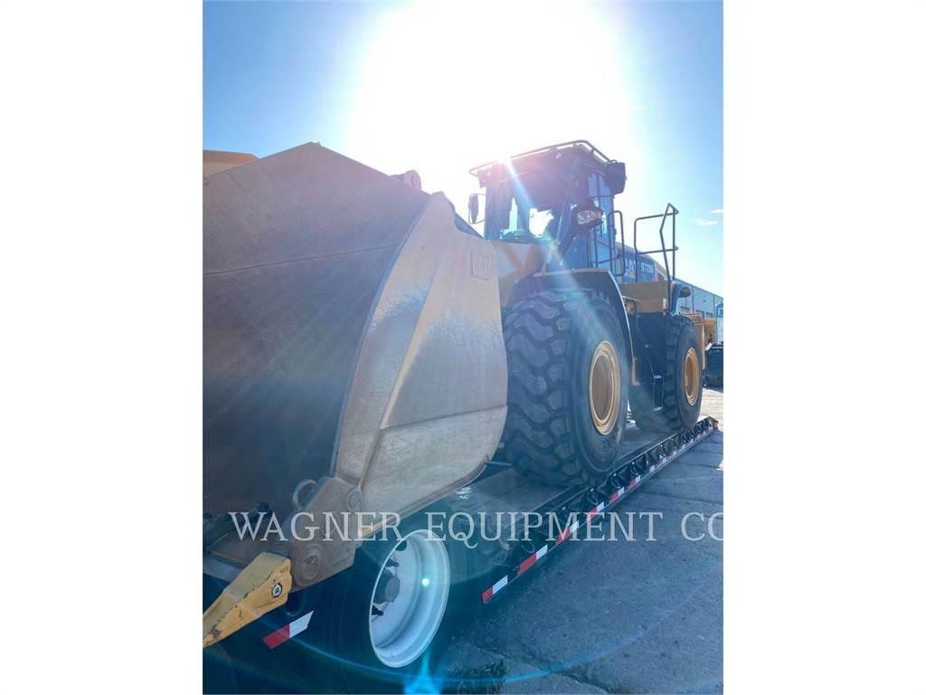 Caterpillar 972M XE, Wheel Loaders, Construction