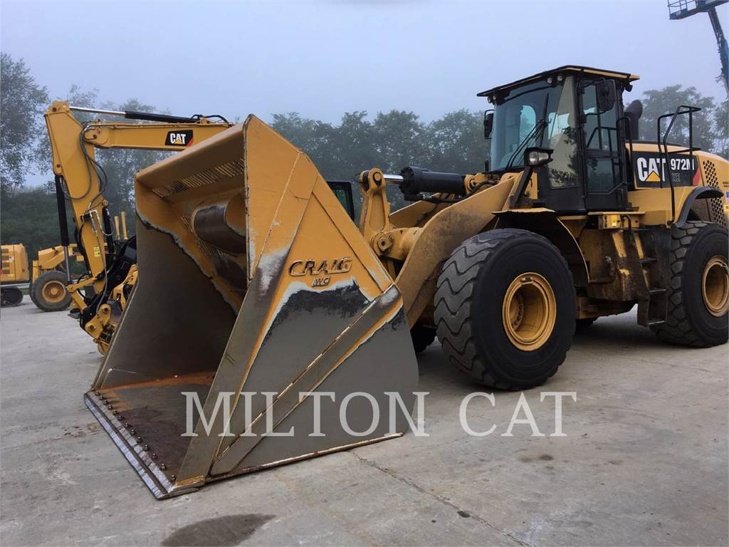 Caterpillar 972M XE, Wheel Loaders, Construction