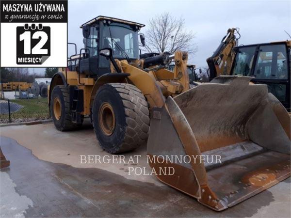 Caterpillar 972MXE, Radlader, Bau-Und Bergbauausrüstung