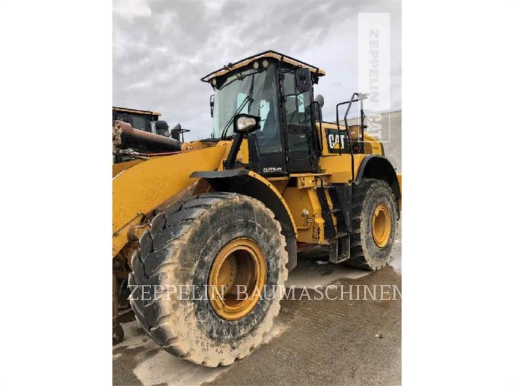 Caterpillar 972MXE, Wheel Loaders, Construction