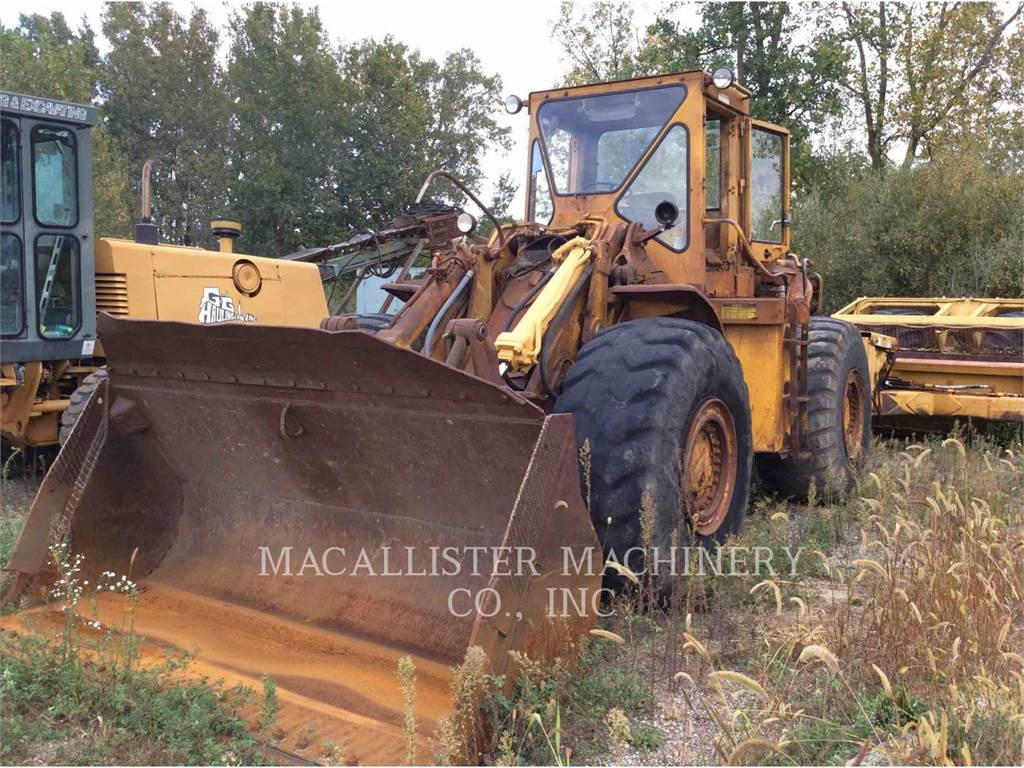 Caterpillar 980B, Wheel Loaders, Construction