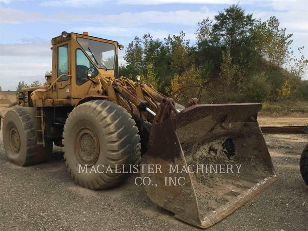 Caterpillar 980B, Wheel Loaders, Construction