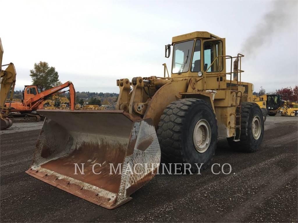 Caterpillar 980C, Radlader, Bau-Und Bergbauausrüstung