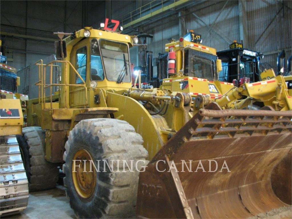 Caterpillar 980C, Chargeuse sur pneus, Équipement De Construction