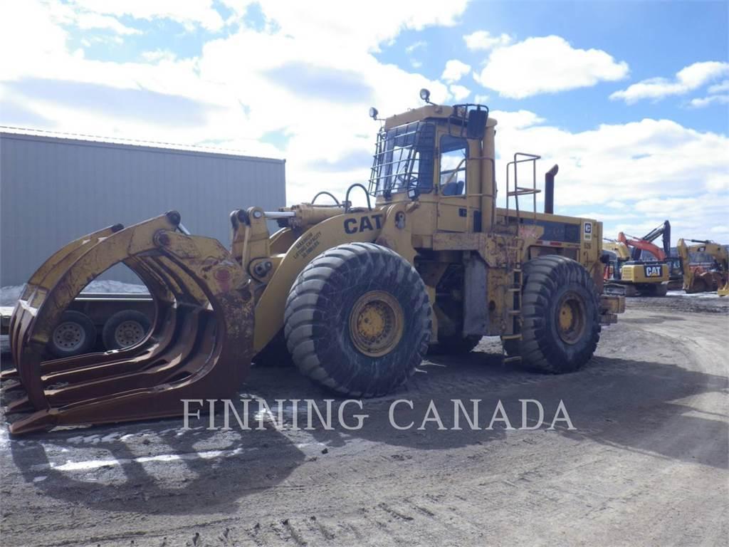 Caterpillar 980C, Pás carregadoras de rodas, Equipamentos Construção