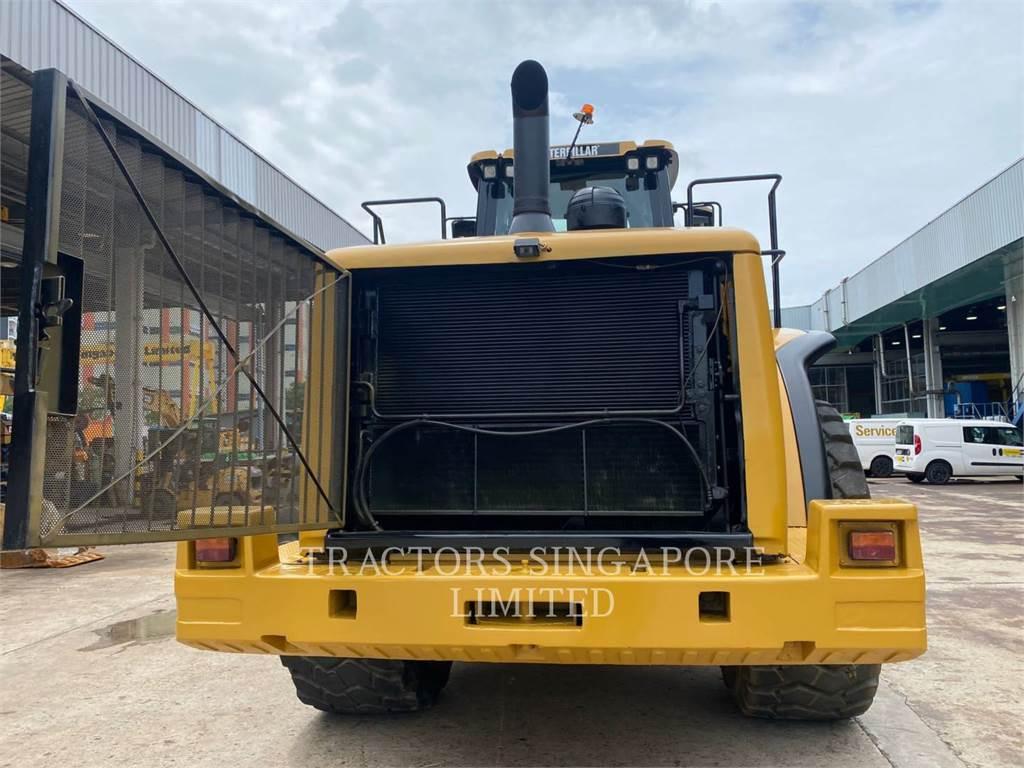 Caterpillar 980H, Chargeuse sur pneus, Équipement De Construction