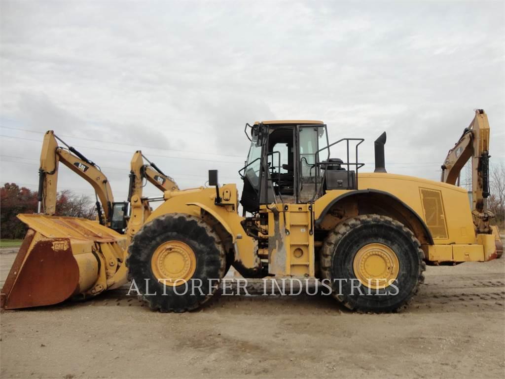 Caterpillar 980H, Radlader, Bau-Und Bergbauausrüstung