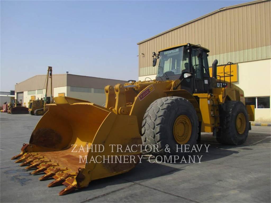 Caterpillar 980H - Wheel Loaders - Construction