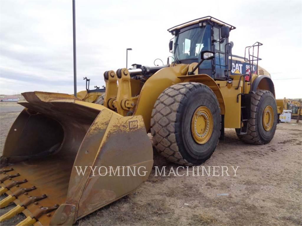 Caterpillar 980K, Radlader, Bau-Und Bergbauausrüstung