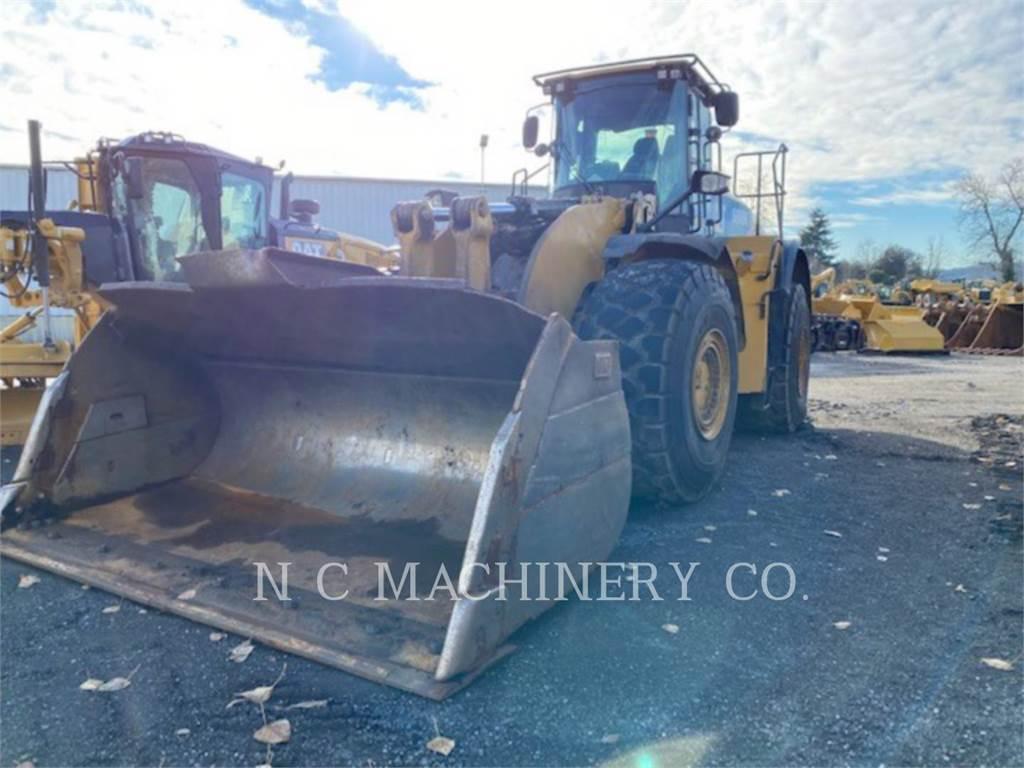 Caterpillar 980K, Wheel Loaders, Construction