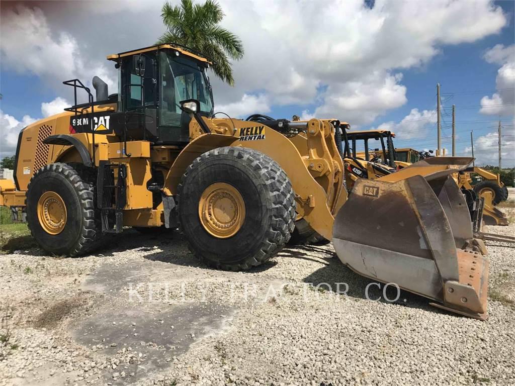 Caterpillar 980M, Chargeuse sur pneus, Équipement De Construction