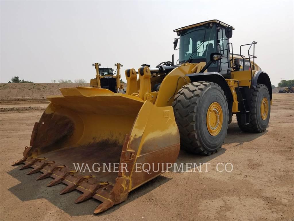 Caterpillar 980M AG, Wheel Loaders, Construction