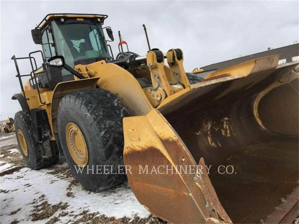Caterpillar 980M AOC, Radlader, Bau-Und Bergbauausrüstung