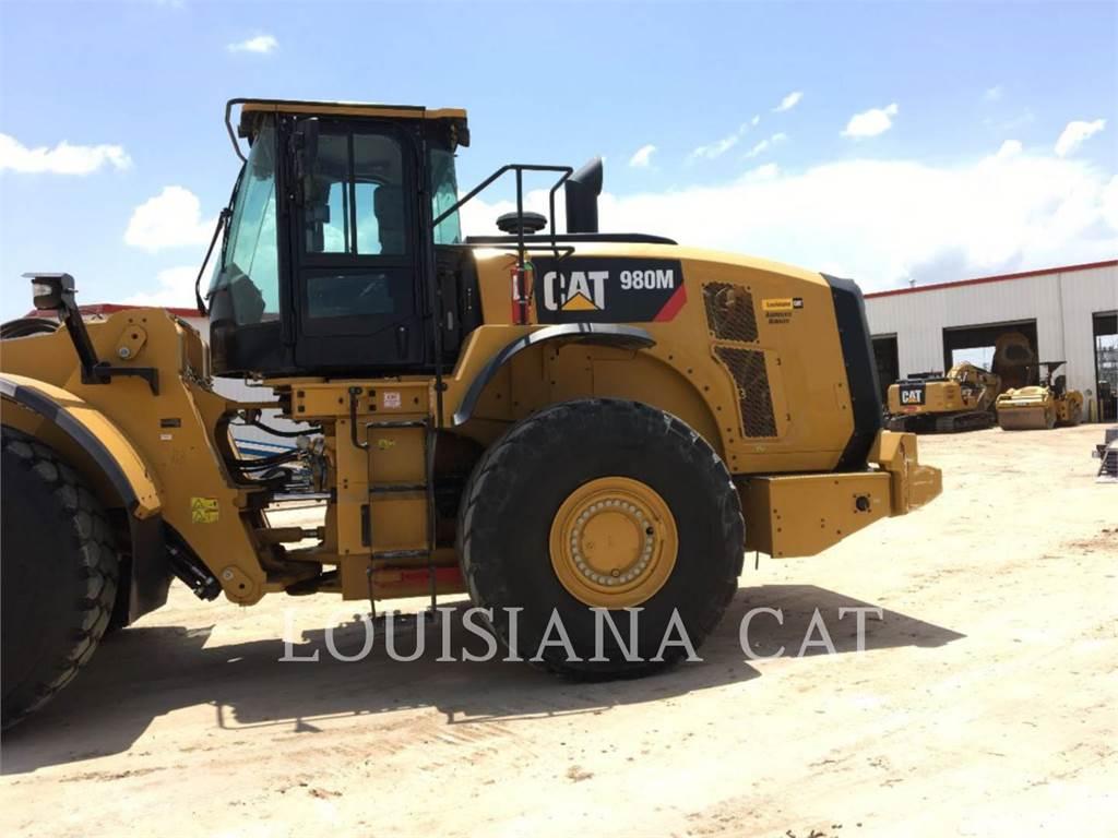 Caterpillar 980M TC, Wheel Loaders, Construction