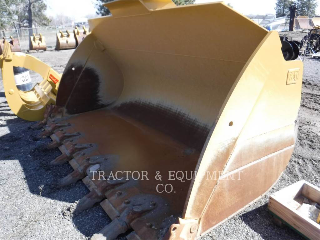 Caterpillar 982BKT144, bucket, Construction