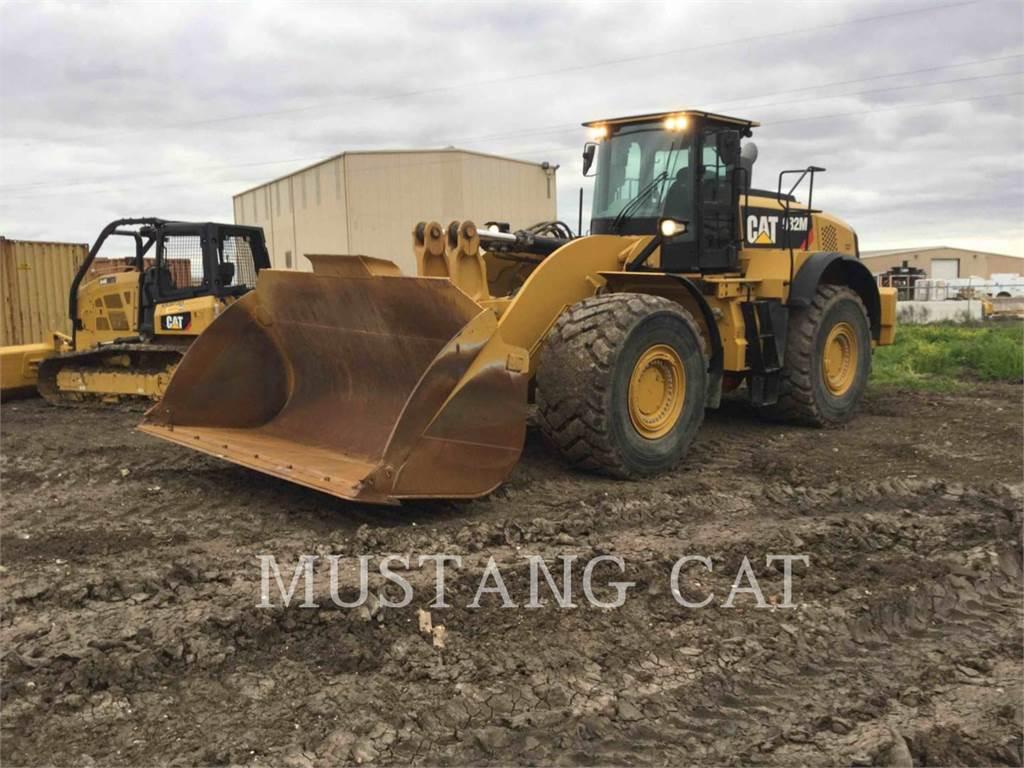 Caterpillar 982M, Radlader, Bau-Und Bergbauausrüstung