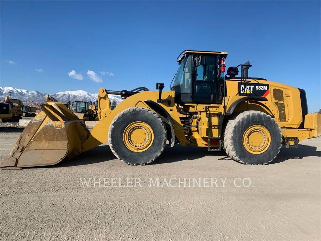 Caterpillar 982M AOC, Wheel Loaders, Construction