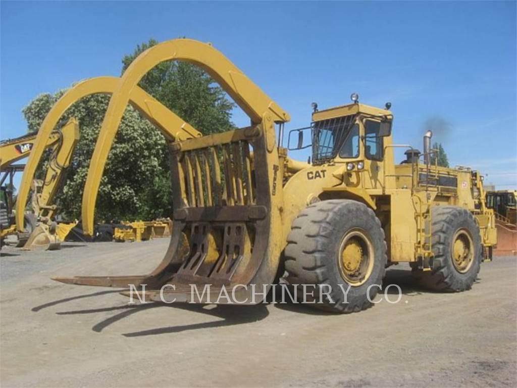 Caterpillar 988B, Cargadoras sobre ruedas, Construcción