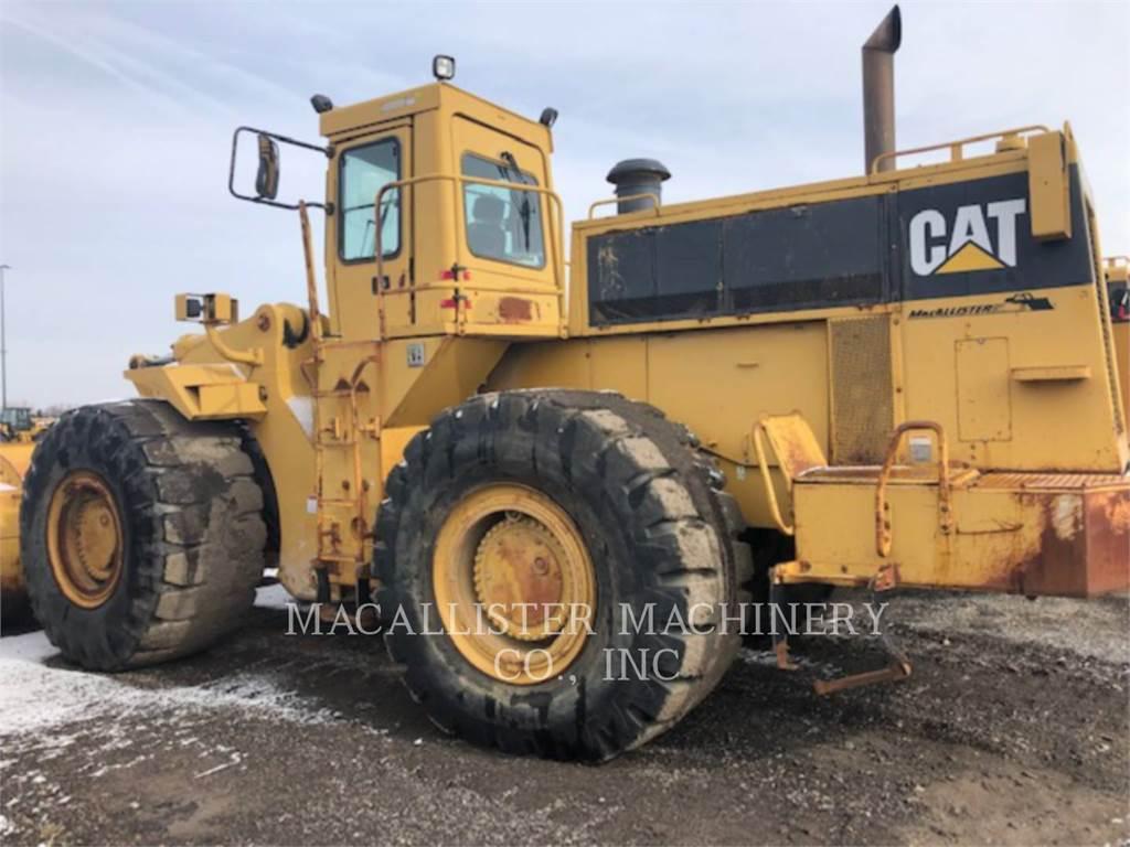 Caterpillar 988B, Wheel Loaders, Construction