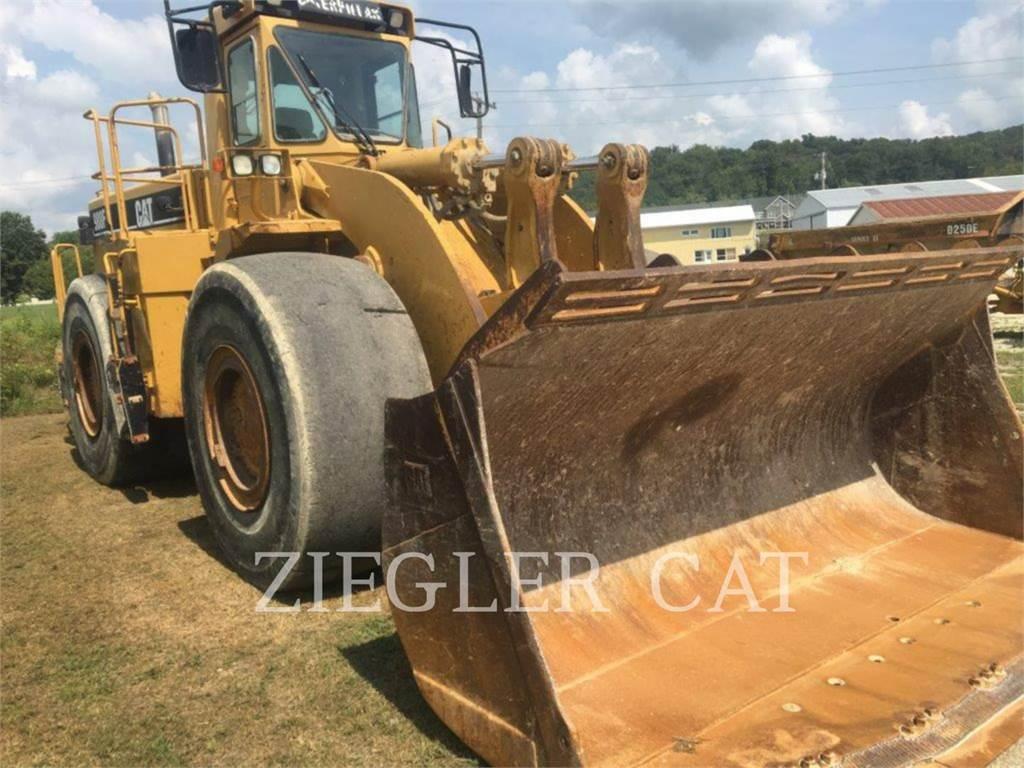 Caterpillar 988F, Radlader, Bau-Und Bergbauausrüstung