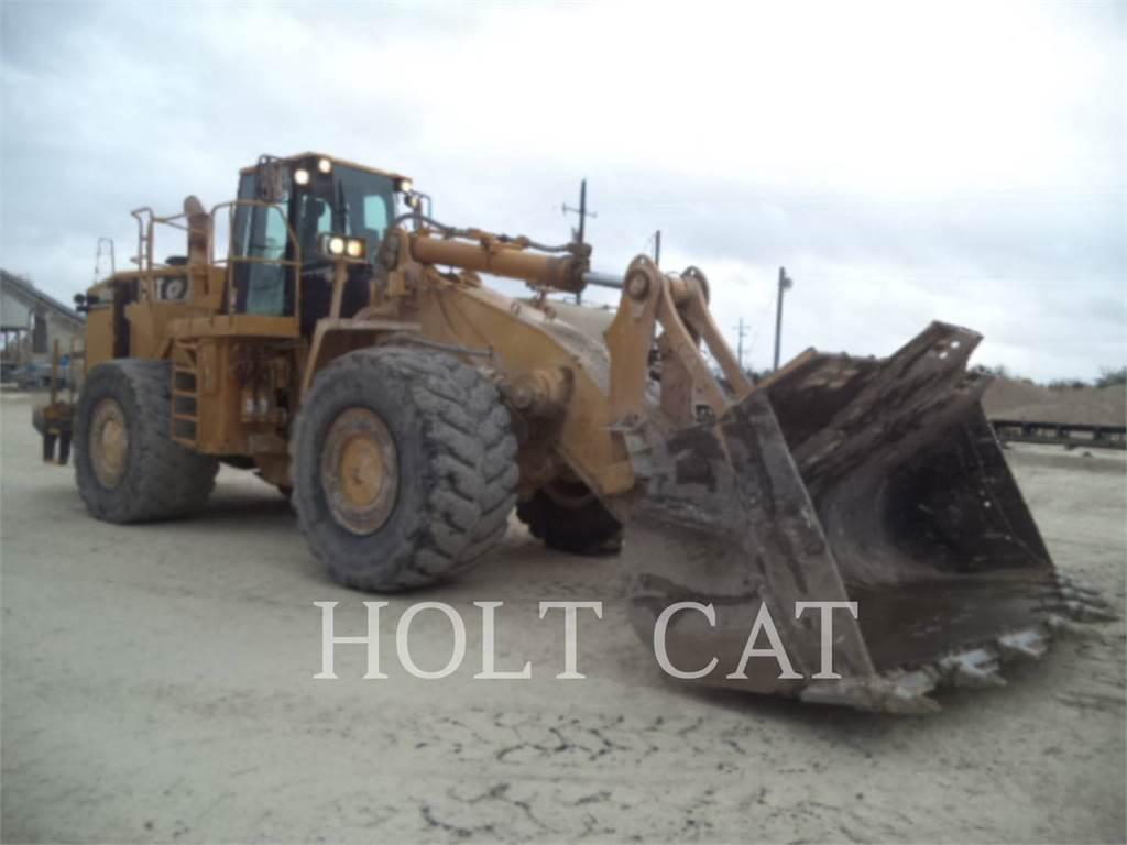 Caterpillar 988G, Chargeuse sur pneus, Équipement De Construction