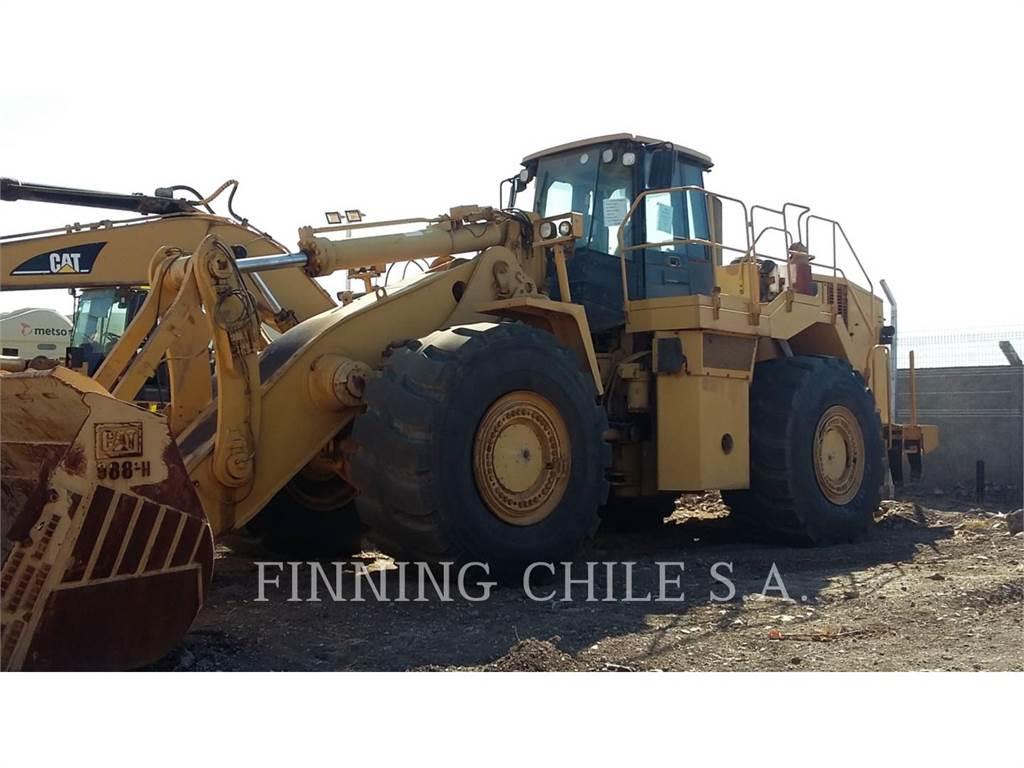 Caterpillar 988H, Radlader, Bau-Und Bergbauausrüstung