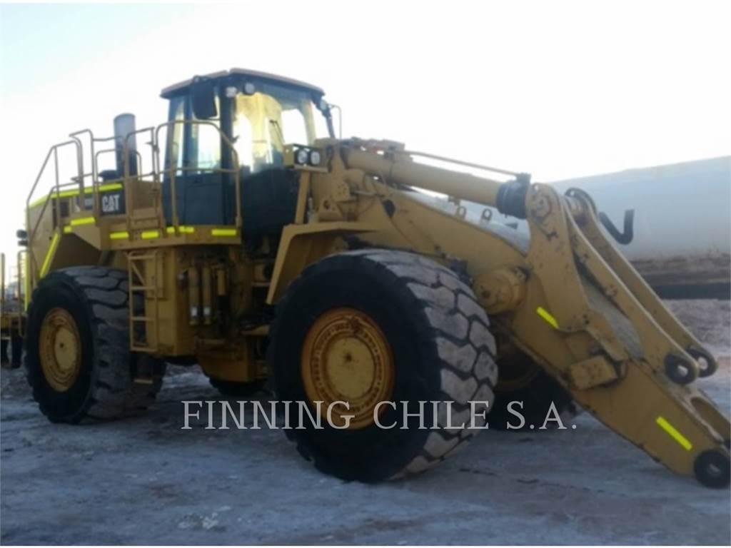 Caterpillar 988H, Chargeuse sur pneus, Équipement De Construction