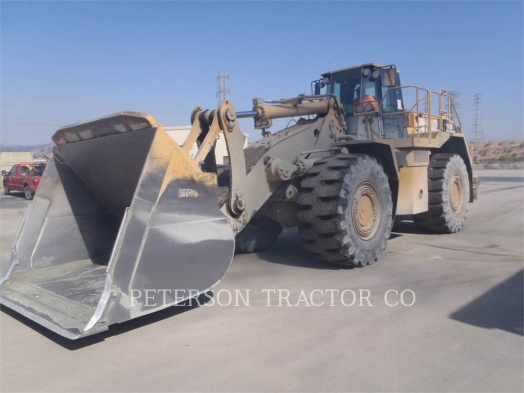 Caterpillar 988H, Wheel Loaders, Construction