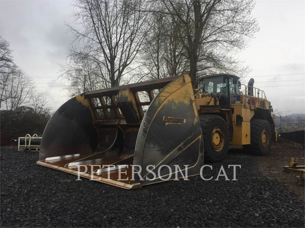 Caterpillar 988K, Wheel Loaders, Construction