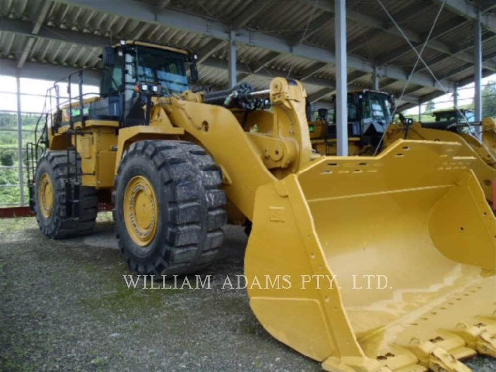 Caterpillar 988K, Radlader, Bau-Und Bergbauausrüstung