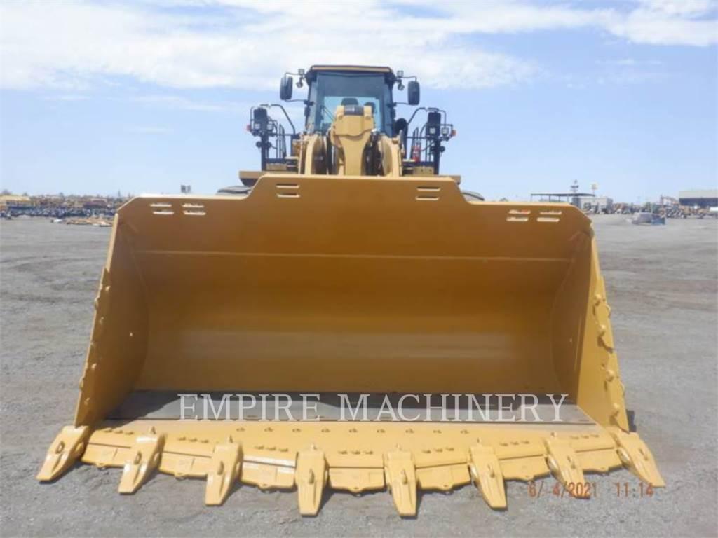 Caterpillar 988K HL, Wheel Loaders, Construction