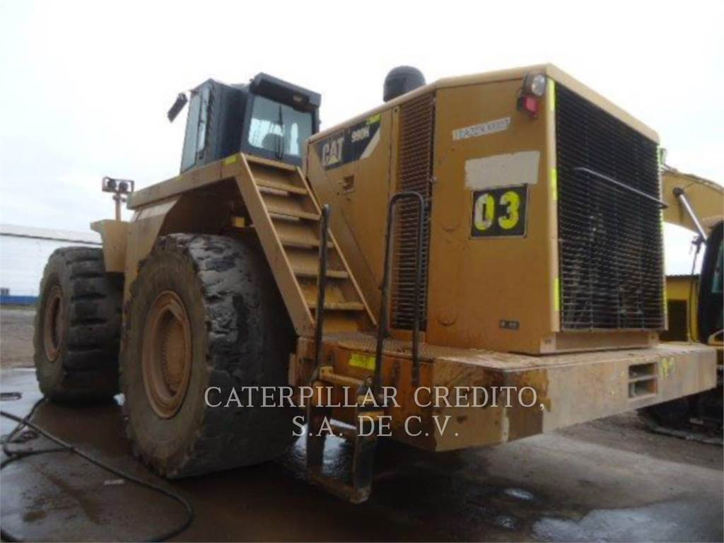 Caterpillar 990H, Wheel Loaders, Construction