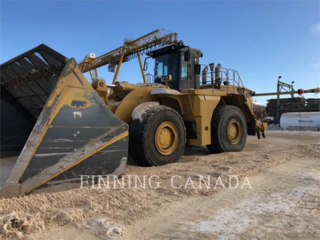 Caterpillar 990H, Radlader, Bau-Und Bergbauausrüstung