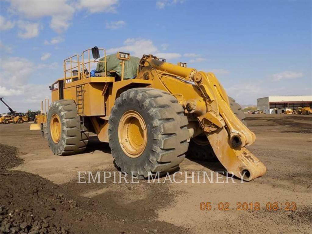 Caterpillar 992G, Radlader, Bau-Und Bergbauausrüstung