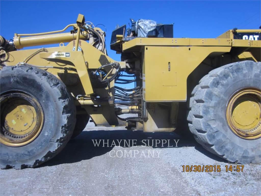 Caterpillar 992K, Wheel Loaders, Construction