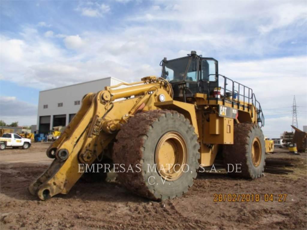 Caterpillar 992KLRC, Wheel Loaders, Construction