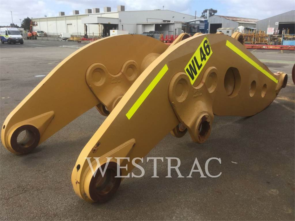 Caterpillar 993K, Articulated boom lifts, Construction