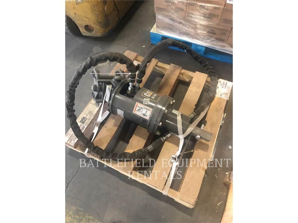 Caterpillar A14B, auger, Construction