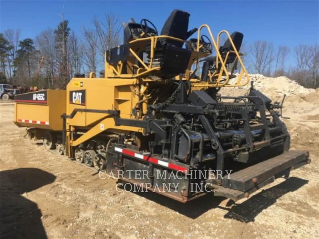 Caterpillar AP-655C, Strassenfertiger, Bau-Und Bergbauausrüstung
